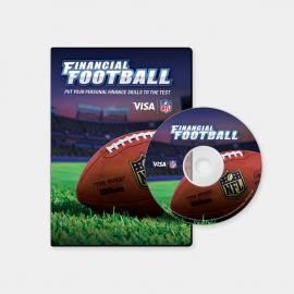 Financial Football 2.0 CD-ROM