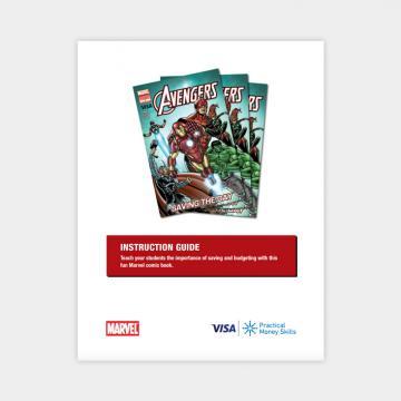 Marvel's Avengers <em>Saving the Day</em> Instruction Guide