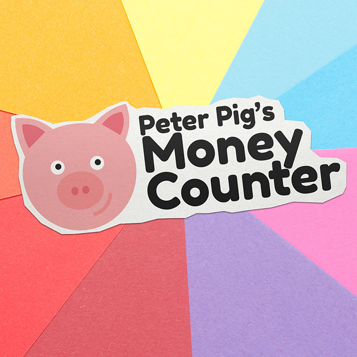 Peter Pig S Money Counter