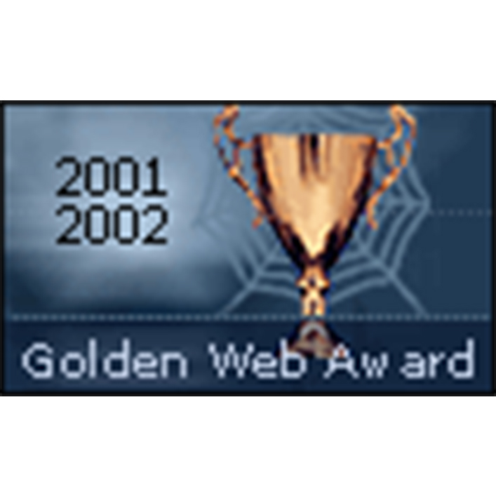 IAWMD Golden Web Award