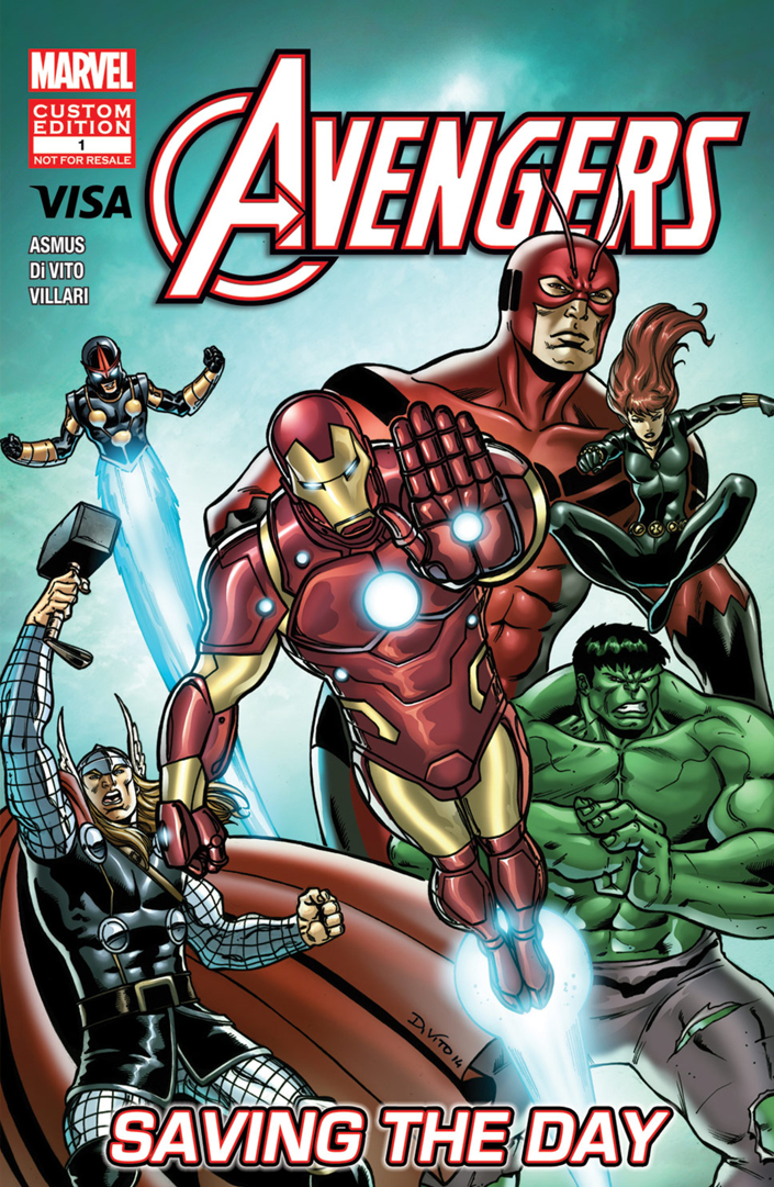 Avengers comic teaches mad money skills - Images avengers ...